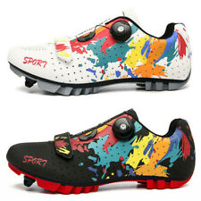 MTB Professional Athletic Bicycle Shoes SPD Cycling Sneakers Men Road Bike Shoes