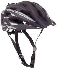 Cratoni Casco da ciclismo C-tracer Nero (black/anthracite/rubber) (f2g)