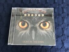 REVOLUTION SAINTS - Light in the Dark (2017) NIGHT RANGER BAD ENGLISH SIGNED!!!