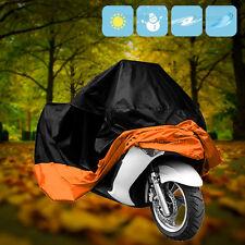 XXXL Dust Bike Motorcycle Cover Waterproof Outdoor Rain UV Protector Motorbike