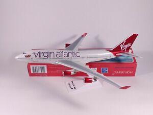 VIRGIN ATLANTIC AIRWAYS Boeing 747-400 G-VAST Model 1:250 Scale Premier Planes