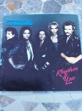"Scorpions - Rhythm of Love (Mercury 7"" Vinyl - 1988) DJ Promo"