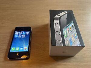 Apple iphone 4 black 16gb