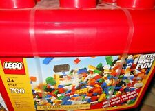 Lego 5369 Creator Red TUB with 700 pieces - NEW SEALED