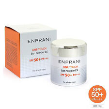 [Made In Korea] ENPRANI ONE-TOUCH Sun Powder EX SPF 50+ PA+++ Free Shipping