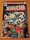 The Destructor #1 ~ VERY FINE - NEAR MINT NM ~ (1975, Atlas Comics)