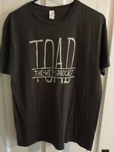Toad The Wet Sprocket 2013 tour shirt Large