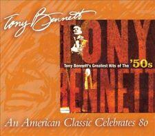 Greatest Hits of the '50s by Tony Bennett, Tony Bennett (CD)