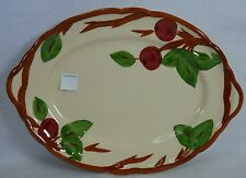 FRANCISCAN china APPLE England pattern Oval Serving Platter 1413/4""