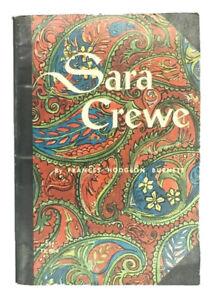 SARA CREWE Francis Hodgson Bunnett Scholastic Paperback 1963 1st Ed TX 464