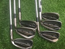 Mizuno JPX EZ Forged 2016 Iron Set 5 To Wedge X100 Extra Stiff 8/10