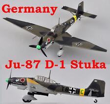 Easy Model 1/72 Germany Ju-87D-1 Stuka Fighter Model 2./StG.2 1942 #36385