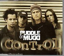 PUDDLE OF MUDD - CONTROL (3 tracks plus cd-rom video, CD single)