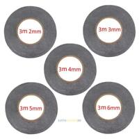 2mm 3mm 5mm Scotch 3M Double Sided Tape Sticky black for Mobile Phone LCD P LS4G