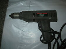 "Black & Decker 7144 Variable speed 3/8"" drill. 2.2amp 1200RPM"