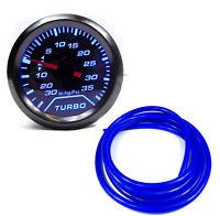 "BR 52mm 2"" Boost gauge 35 psi Vauxhall Astra Corsa Vectra Zafira VXR Sri Turbo"