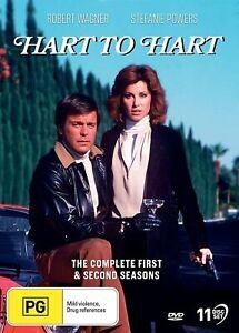 Hart to Hart Seasons 1 & 2 - BRAND NEW - DVD