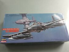 Hasegawa Cessna A-37A/B Dragonfly Us Air Force Attack Aircraft 1/72 Scale