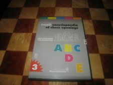 Small Encyclopedia of Chess Openings ABCDE on CD 3rd Edition Chess Informant New