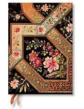 Paperblanks Filigree Floral Ebony Midi Diary 2018