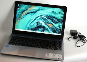 ASUS X540S Laptop 4GB RAM  1TB HDD Webcam HDMI Port working battery