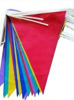 33 Feet 20 Flags Multi Colour Bunting Party Event Home Garden Decoration 10 mtr