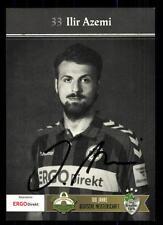 Ilir Azemi Autogrammkarte SpVgg Greuther Fürth 2014-15 Original+A 127942