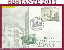 ITALIA MAXIMUM MAXI CARD 2007 BASILICA CATTEDRALE DI PARMA A149