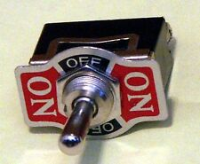 Toggle Switch SPDT Center Off Momentary Both Sides K123