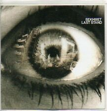 (97C) Sekhmet, Last Stand - DJ CD
