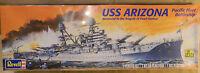 Revell 1:426 Scale USS Arizona Plastic Model Kit Skill Level 2 #302 Ship Free US