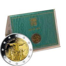 Pièces euro du Vatican année 2013