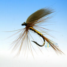 16 PCS Mixed color woolly bugger Flies 8# fly fishing W// Free Box D851