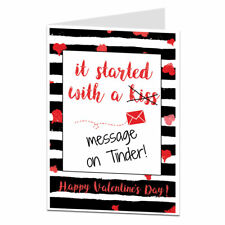 Dating App Happy Valentines Day Card
