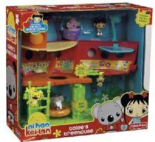 NI HAO KAI-LAN TOLEE'S TREEHOUSE PLAYSET Preschool Girl Toy Nick Jr Asian NEW