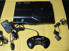 JVC X'Eye System (Sega CD / Genesis) WonderMega Console w MK-4122 Power Bundle