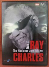 RAY CHARLES - LIVE AT MONTREUX JAZZ FESTIVAL   -- !!! DVD  !!!