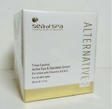 Dead Sea Of Spa Alternative Time Control Active Eye & Decollete Cream 50ml FREE