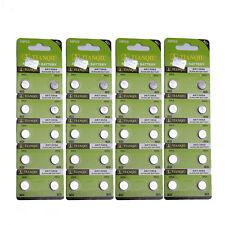 40pcs LR57 AG7 395 LR927 SR57 1.55V Coin Alkaline Batteries Single Use Batteries