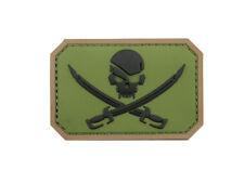 Pirate PVC Patch 4  airsoft softair  Emerson Gear