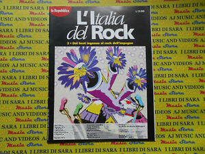 rivista L'ITALIA DEL ROCK Nr.2 Nomadi Dik Dik I Giganti Joan Baez Dik Dik No cd