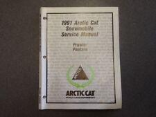 ARCTIC CAT OEM SERVICE MANUAL 1991 PROWLER PANTERA 2254-647