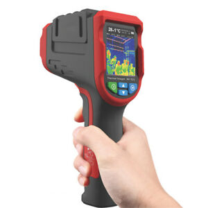 NF-521 Thermal-Imager-Camera Infrared Temperature-Imaging With 8GB Micro TF Card