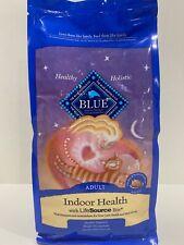 Blue Buffalo Adult Indoor Health Cat Food 2lb - Free Shipping