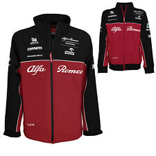 2020 Alfa Romeo Racing F1 Team Jacket Coat Hoodie Official Licensed Products