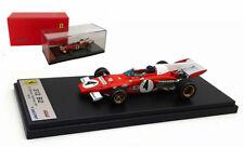 Looksmart LSRC014 Ferrari 312 B2 Winner German GP 1972 - Jacky Ickx 1/43 Scale