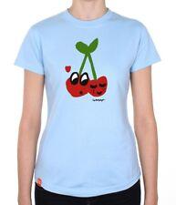 T-shirt femme col rond imprimé taille S Callate la Boca