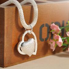 1pc Elegant Fashion Women's Charm Heart Pendant Beautiful Necklace Jewelry Hot