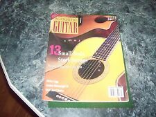 ACOUSTIC GUITAR MAGAZINE march/april 1995 #29 COVER excellent