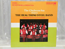 """The Real Thing Steel Band - 12"""" Lp c1970 / Canada"""